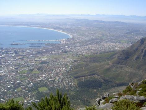 Kapstadt - Tafelberg Plateau