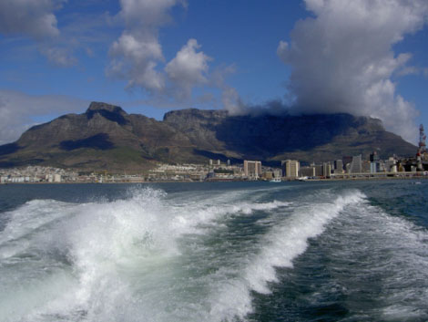 Kapstadt - Hafen