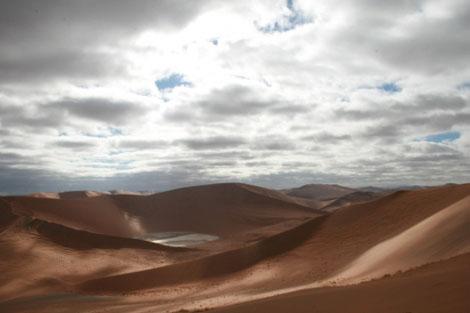 Namib Wüste Sossusvlei