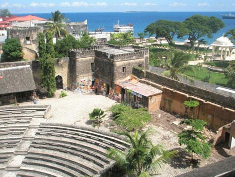 Kunst in Stone Town - Sansibar
