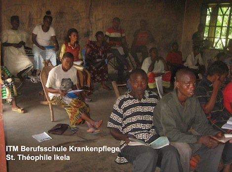 Krankenpflegeschule in Ikela