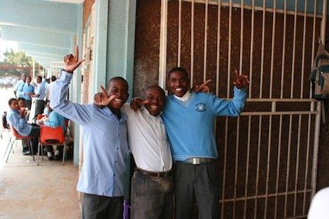 Schüler Partnerprojekt Heartbeat