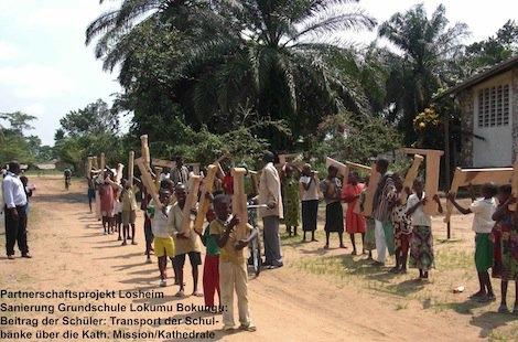 Grundschule EP Lokumo
