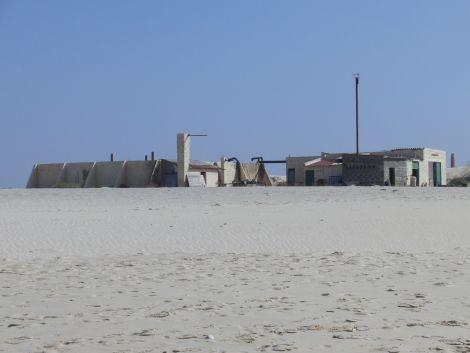 Kapverden Boa Vista Strand Haus 2