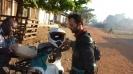 Tanken auf afrikanisch