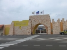 Kapverden Boa Vista Airport Rabil Rollfeld