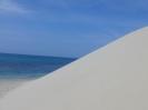 Kapverden Boa Vista Strand Duene
