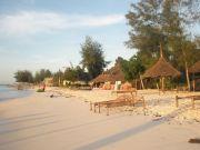 Zanzibar: Erholung am Strand in Nungwi