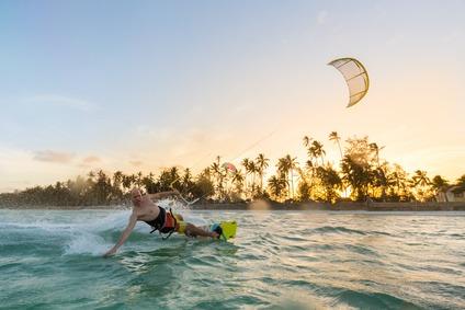 Kite Surfen Sansibar