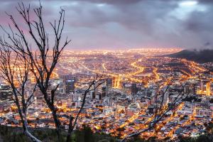 Kapstadt im Licht