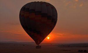 Kenia Ballonfahrt