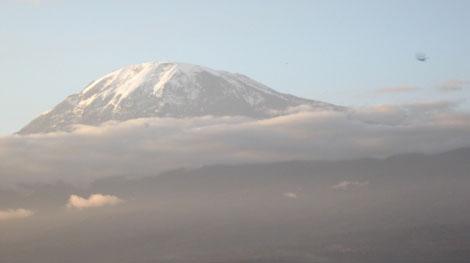 Kilimandscharo Kibo