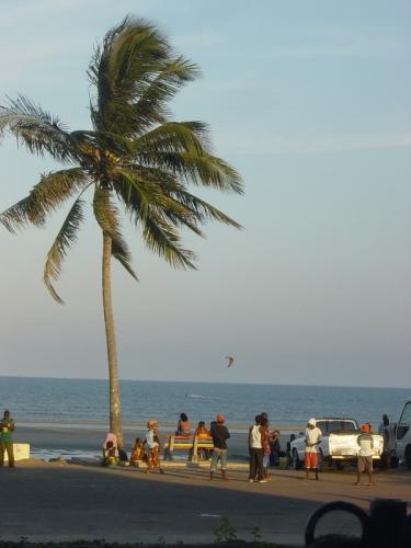 Hauptstadt Maputo - Treffpunkt Strand