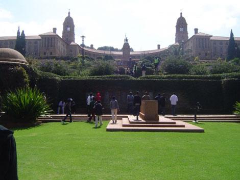 Pretoria - Regierungssitz