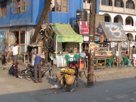 Dar Es Salaam Kariakoo Market