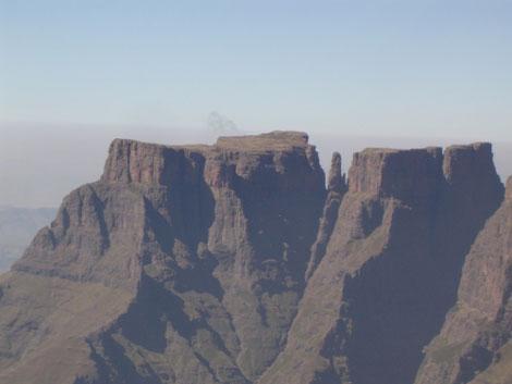 Drakensberge - Drachenberge