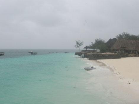 Strand in Nungwi - Sansibar