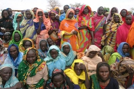 Frauen im Südsudan