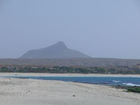 Kapverden Boa Vista Strand Bucht